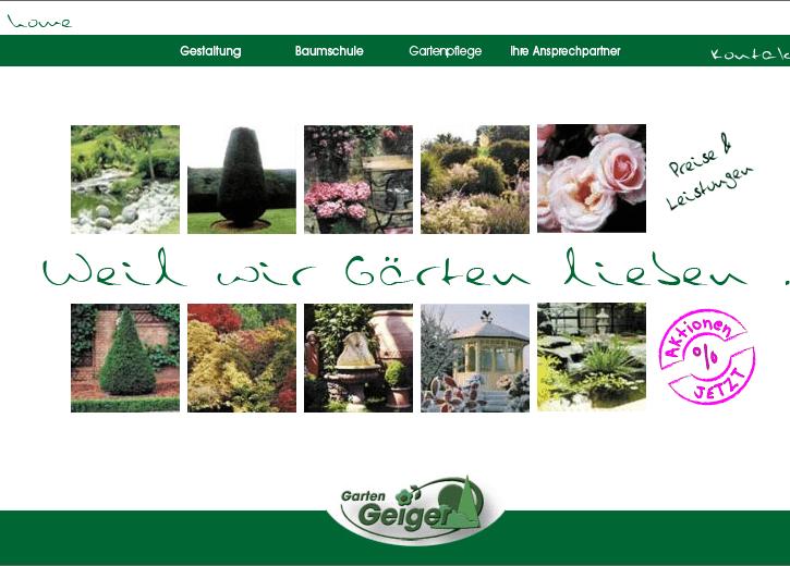 Garten Geiger GmbH