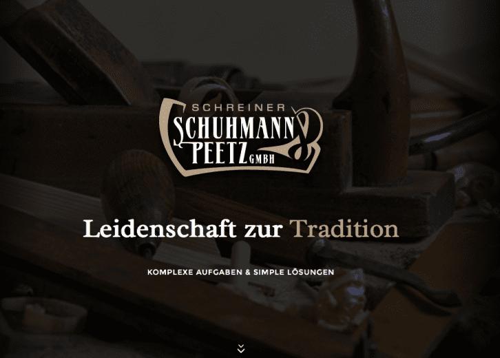 Schreinerei Schuhmann & Peetz