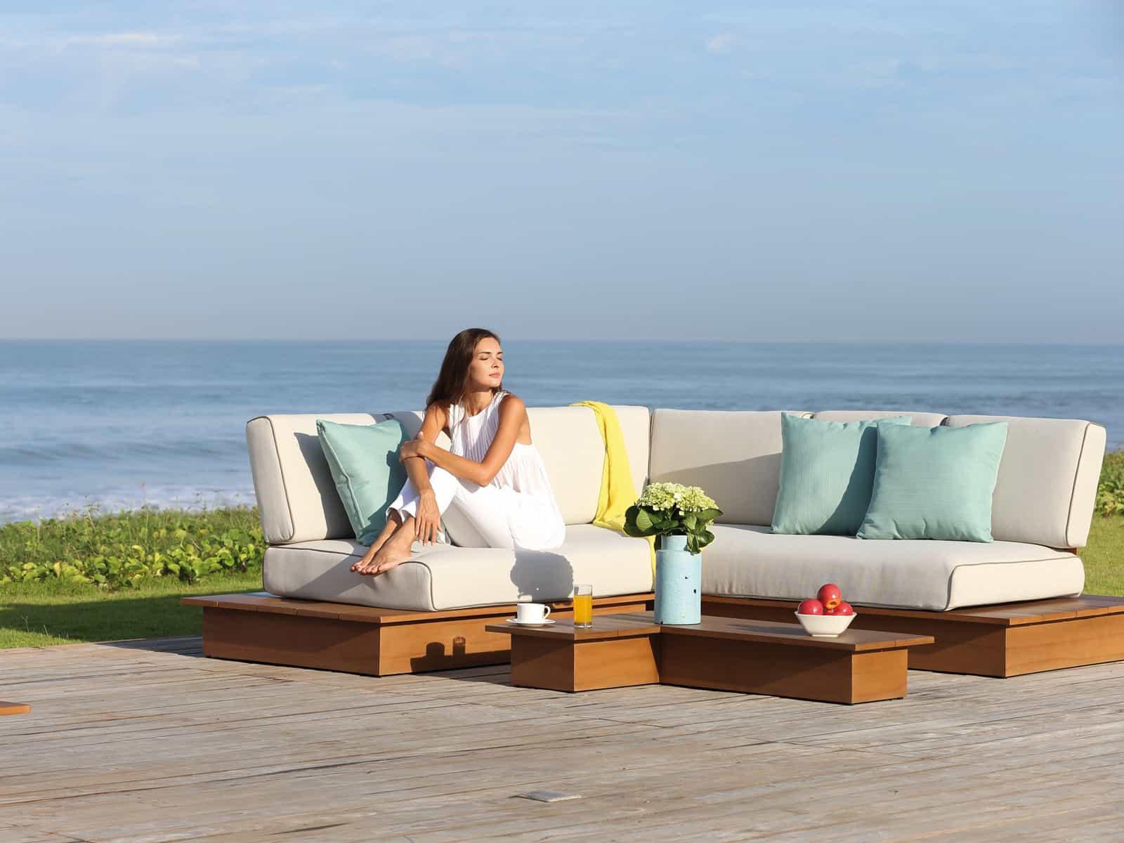 La Villa Lounge, Strand