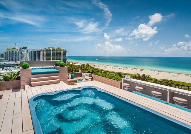 dachterrasse in miami beach summerfield ihr spezialist f r resysta. Black Bedroom Furniture Sets. Home Design Ideas