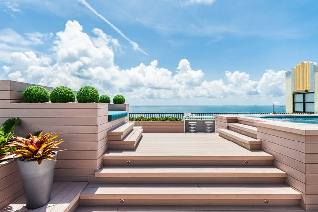Dachterrasse in Miami Beach - Summerfield - Ihr Spezialist ...