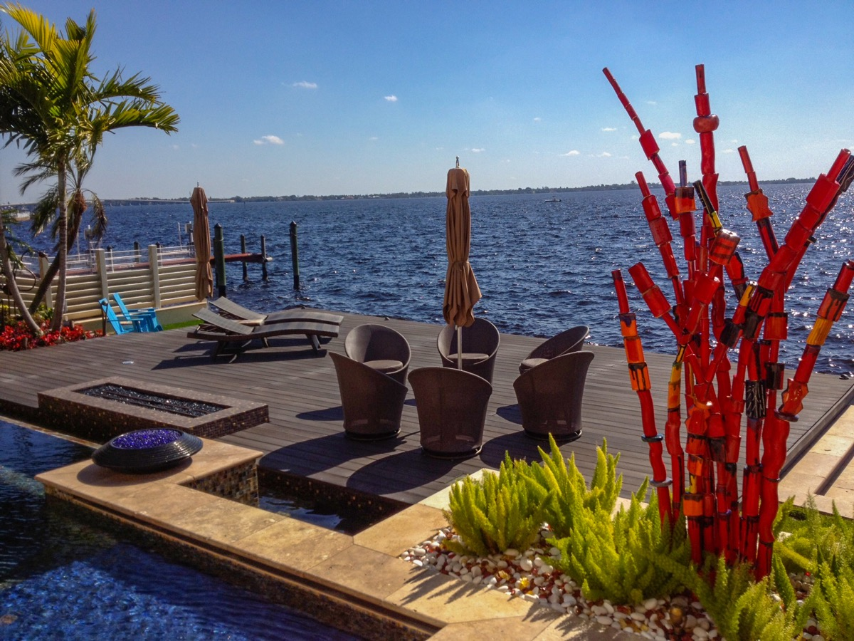 resysta deck terrasse mit meerblick summerfield ihr spezialist f r resysta. Black Bedroom Furniture Sets. Home Design Ideas