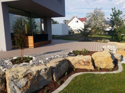 terrasse und bank summerfield ihr spezialist f r resysta. Black Bedroom Furniture Sets. Home Design Ideas