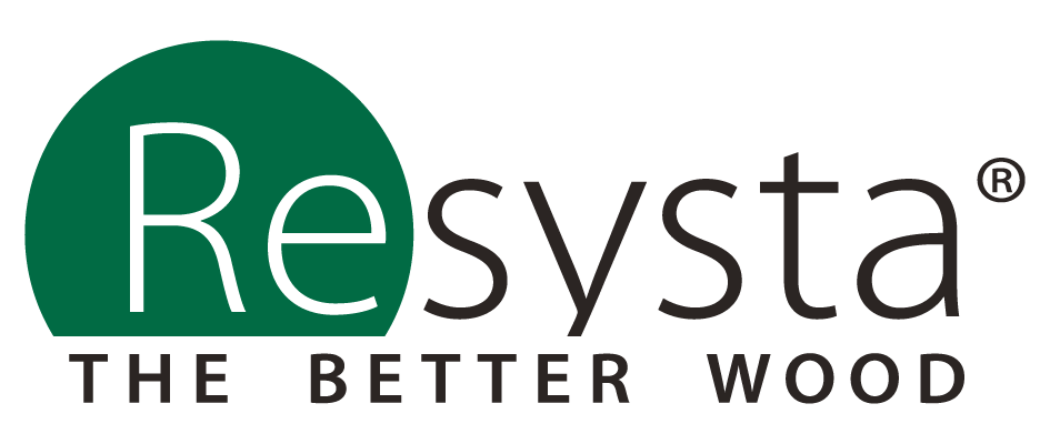 Resysta Logo - The better wood - Wood-compound