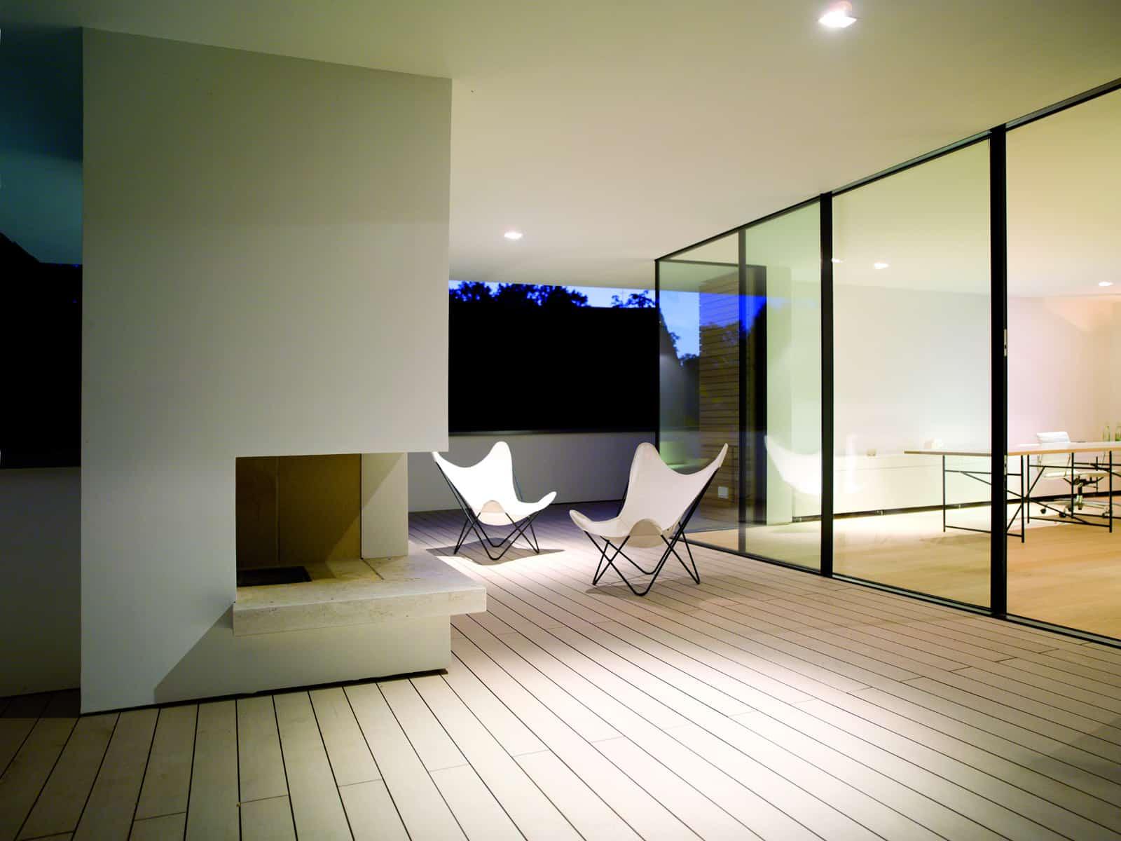 Terrasse, Bodenbelag: Locomotion