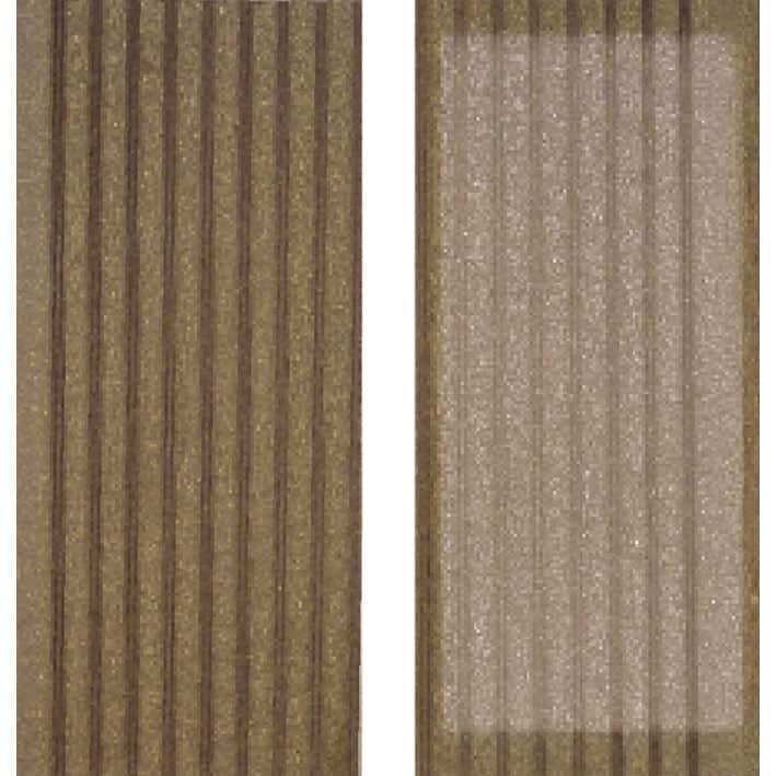 UV-Test Holz-Kunstoff Mischung