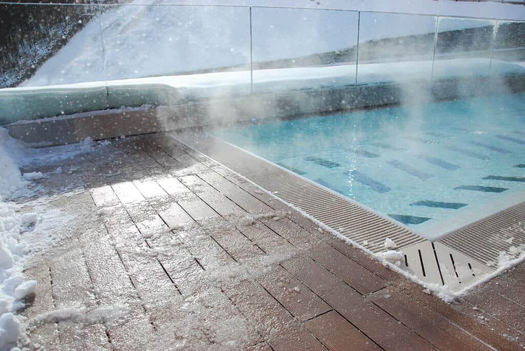 Außenbereich, Hotelanlage, Pool